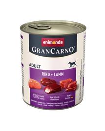 ANIMONDA Grancarno marhahús - bárány 400g