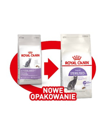 ROYAL CANIN sterilised 37 2 kg