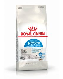 ROYAL CANIN Indoor appetite control 0,4 kg