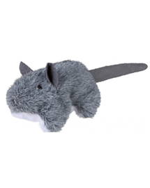 TRIXIE Plüss egér macskamentával, 8 cm