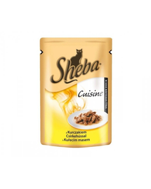 SHEBA Selection in Sauce csirkével 85g