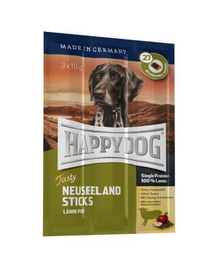 HAPPY DOG Neuseeland Sticks 30 g