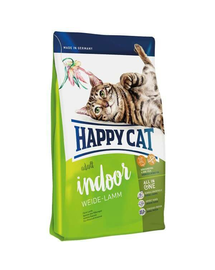 HAPPY CAT Indoor Adult Weide-Lamm (bárány) 1,4 kg