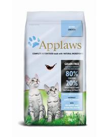 APPLAWS száraz táp kismacskáknak 400g