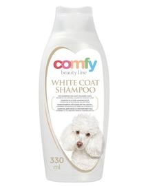 COMFY Sampon fehér szőrű kutyáknak 330 ml