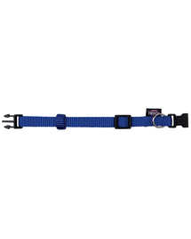 TRIXIE Prémium nyakörv, S–M: 25–40 cm-15 mm, kék