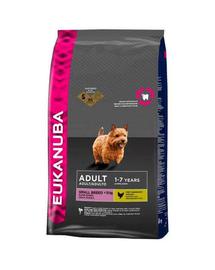 EUKANUBA Adult Small Breeds Chicken 1 kg
