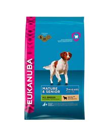 EUKANUBA Senior All Breeds Lamb - Rice 2,5 kg