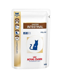 ROYAL CANIN Cat gastro intestinal tasak 12 x 100 g