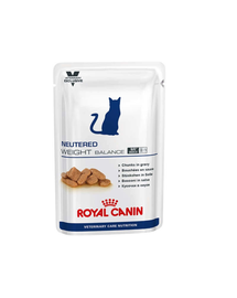 ROYAL CANIN Cat Neutered Weight Balance 12 x 100 g
