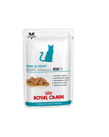 ROYAL CANIN Cat Skin - Coat  12 x 100 g