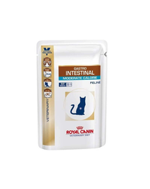 ROYAL CANIN Cat Gastro Intestinal Moderate Calorie 12 x 100 g