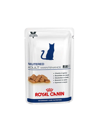 ROYAL CANIN Cat neutered adult maintenance tasak 12 x 100 g