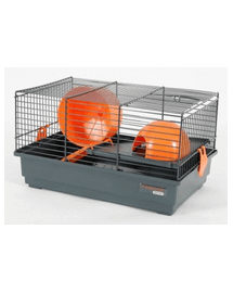 ZOLUX Ketrec Indoor 50 cm egereknek, dupla szürke-narancssárga