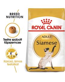 ROYAL CANIN SIAMESE ADULT - Sziámi felnőtt macska száraz táp 2 kg