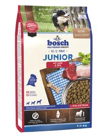 BOSCH Junior bárány rizzsel 3 kg