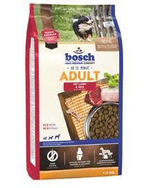 BOSCH Adult bárány rizzsel 1 kg
