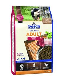BOSCH Adult bárány és rizs 3 kg