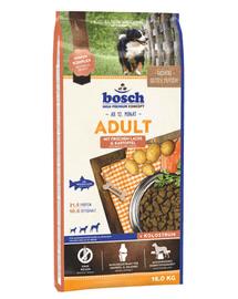 BOSCH Adult lazac és krumpli 15 kg