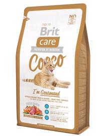 BRIT Care Cat Cocco I'am Gourmand 400 g