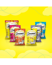 DREAMIES Mega csirke 4 x 180g
