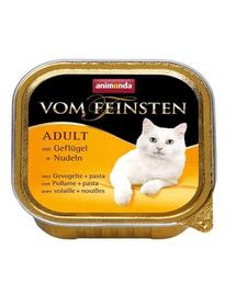ANIMONDA Eledel Vom Feinsten  Menu szárnyas-tészta 100 g