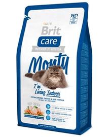 BRIT Care Cat Monty I'm Living Indoor 400 g