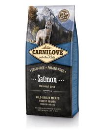 CARNILOVE kutya Adult lazac 1,5 kg