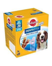 PEDIGREE Dentastix közepes fajták 8 x180 g