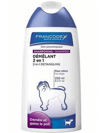 FRANCODEX Sampon 2 az 1-ben 250 ml