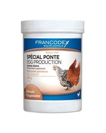 FRANCODEX Egg Production házi tyúkot támogató készítmény 250g