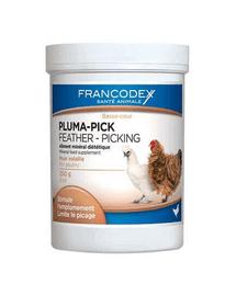 FRANCODEX Pluma-Pick Toll növekedést ösztönző készítmény szárnyasoknak 250 g