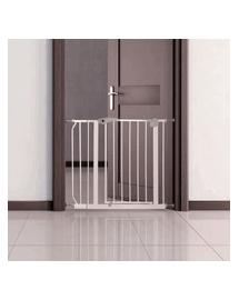 TRIXIE Korlát hosszabbító, fehér, 10x76 cm