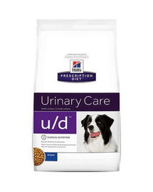 HILL'S Prescription Diet u/d Canine 5 kg
