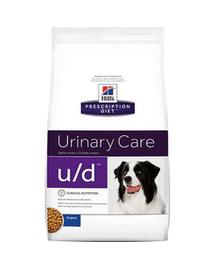 HILL'S Prescription Diet u-d Canine 12 kg