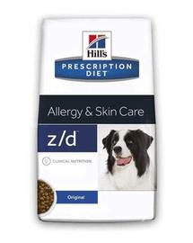 HILL'S Prescription Diet Canine Allegry - Skin Care z-d 3 kg
