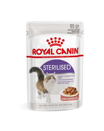 ROYAL CANIN sterilised mártásban 12 x 85g