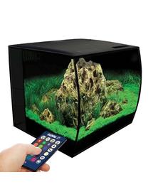FLUVAL Készlet Flex Aquarium 34L fekete