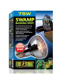 EXOTerra izzólámpa Swamp Glo Basking Spot 75W