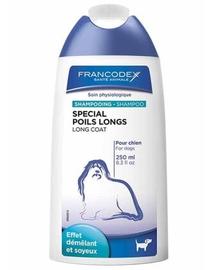 FRANCODEX Sampon hosszú szőrre 250 ml
