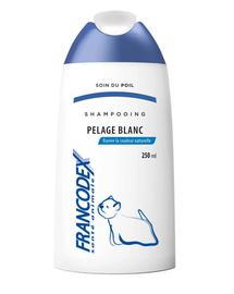 FRANCODEX Sampon fehér szőrre 250 ml