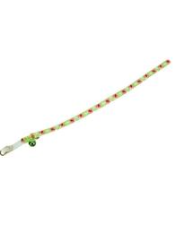 ZOLUX Nejlon nyakörv macskáknak Butterfly 30 cm zöld