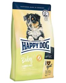 HAPPY DOG Baby Lamb & Rice (bárány és rizs) 10 kg
