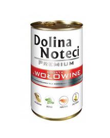 DOLINA NOTECI Prémium eledel marhahússal 150g