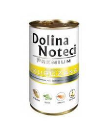DOLINA NOTECI Prémium eledel csirkével 150g
