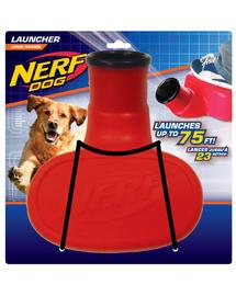 NERF Vystřelovač míčů červený