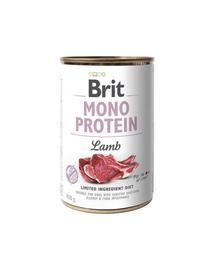 BRIT Brit Mono protein lamb 400 g