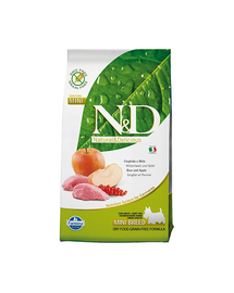 N&D Boar & Apple Adult Mini 2.5 kg