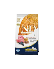 N&D Lamb & Blueberry Adult Mini 2.5 kg