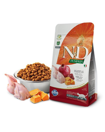 N&D Cat Pumpkin Quail & Pomegranate 1.5 kg